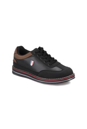 Panama Club Polary-2S Siyah Erkek Çocuk Ayakkabı