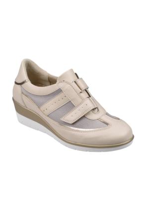 Polaris 5 Nokta 61.108073.Z Bej Kadın Ayakkabı