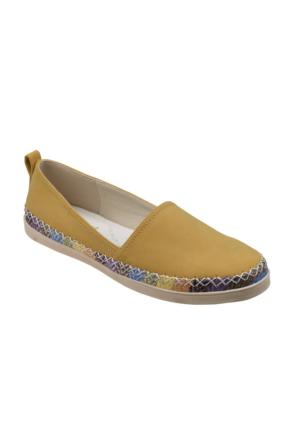 Polaris 61.156539.Z Sarı Kadın Ayakkabı
