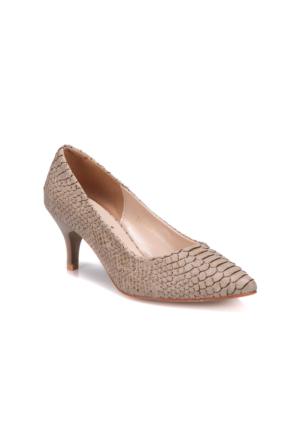 Polaris 61.307282Yz Bej Kadın Ayakkabı