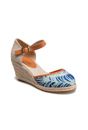 Polaris 61.308469.Z Lacivert Kadın Sandalet
