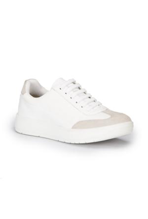 Polaris 72.310406.Z Beyaz Kadın Ayakkabı