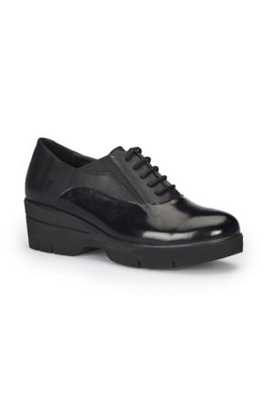 Polaris 72.310916.Z Siyah Kadın Ayakkabı