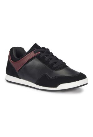 Polaris 72.311036.Z Siyah Kadın Ayakkabı