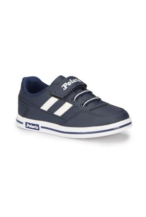 Polaris 72.507565.P Lacivert Erkek Çocuk Ayakkabı