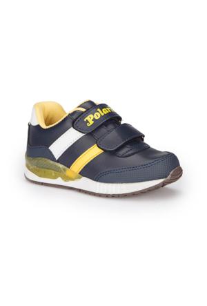 Polaris 72.509718.P Lacivert Erkek Çocuk Ayakkabı