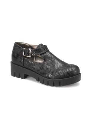 Seventeen Fp1000 Siyah Kız Çocuk Ayakkabı