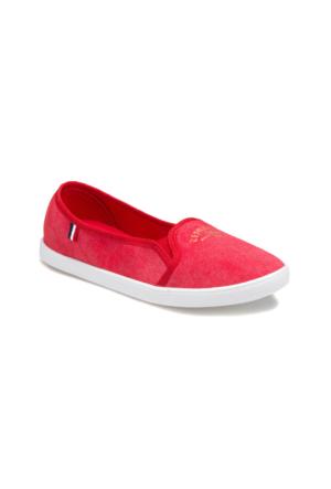 U.S. Polo Assn. A3351627 Kırmızı Kadın Ayakkabı