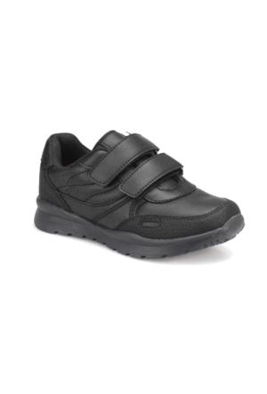 Yellow Kids Yk107 Siyah Erkek Çocuk Ayakkabı