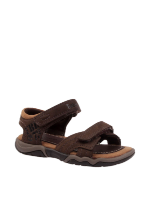 Timberland Erkek Çocuk 1282A Oak Bluffs Leather 2Strap Sandalet