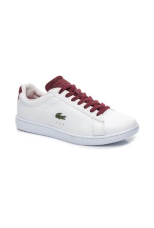 Lacoste Carnaby Evo Beyaz Kadın Sneaker 734Spw0006.286