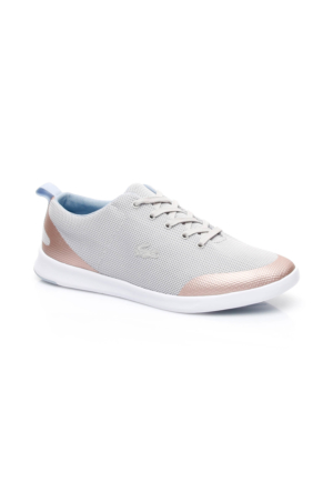 Lacoste Avenir 317 2 Kadın Gri Sneaker 734Spw0002.334
