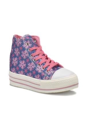 Seventeen Hasy Mavi Erkek Çocuk Sneaker Ayakkabı