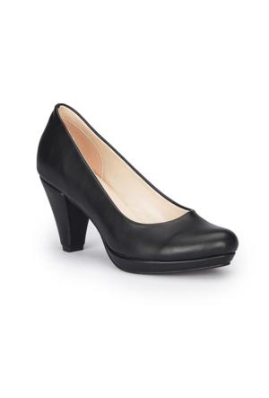 Polaris 72.310277.Z Siyah Kadın Ayakkabı