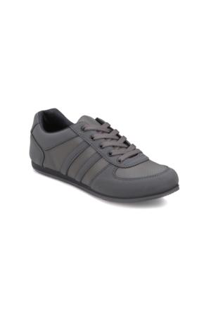 Art Bella Cw17011 Gri Kadın Sneaker Ayakkabı