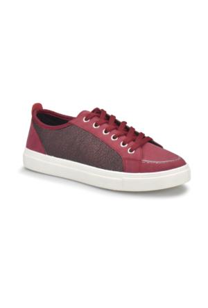 Art Bella Cw17054 Bordo Kadın Sneaker Ayakkabı