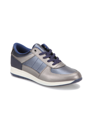 Art Bella Cw17056 Antrasit Kadın Sneaker Ayakkabı