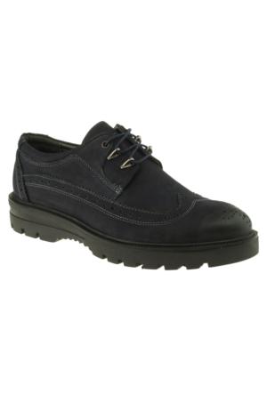 Alisolmaz 335 Oxford Bağlı Lacivert Erkek Ayakkabı