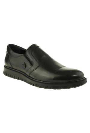 Alisolmaz 2956 Bağsiz Günlük Siyah Erkek Ayakkabı