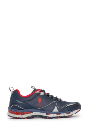 U.S. Polo Assn. Kadın K7Uspk1009 Ayakkabı Lacivert