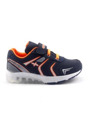 Arvento 925 Işıklı Günlük Erkek Çocuk Spor Ayakkabı