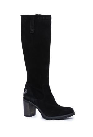 U.S. Polo Assn. Kadın K5Malena Çizme Kahverengi