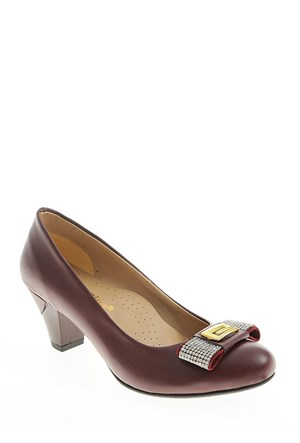 Despina Vandi Kadın Topuklu Ayakkabı Tnc 703-1