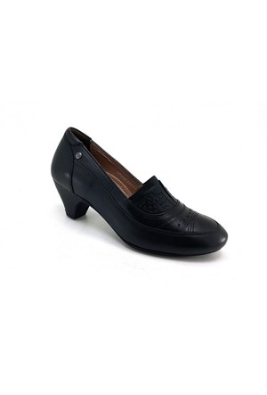 Forelli Kadın Günlük Deri Ortopedik Kalıp Ayakkabı 19218