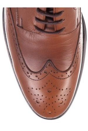 King Paolo Erkek Günlük Deri Ayakkabı D7235