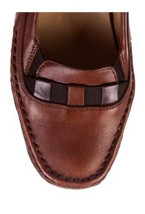 King Paolo Kadın Günlük Deri Ayakkabı E5531