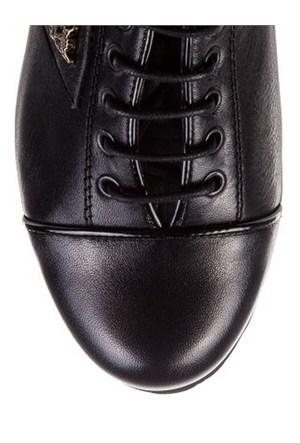 King Paolo Kadın Günlük Deri Ayakkabı F5549