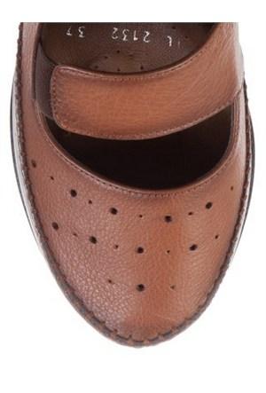King Paolo Kadın Günlük Deri Ayakkabı G2132
