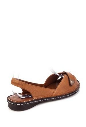 King Paolo Kadın Günlük Deri Ayakkabı G7075