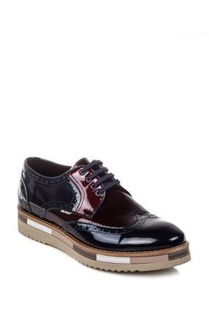King Paolo Erkek Günlük Deri Ayakkabı G8008