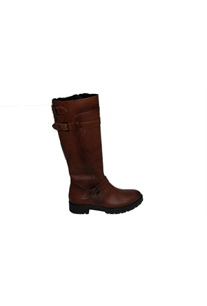 Despina Vandi Kadın Topuklu Çizme 821-1