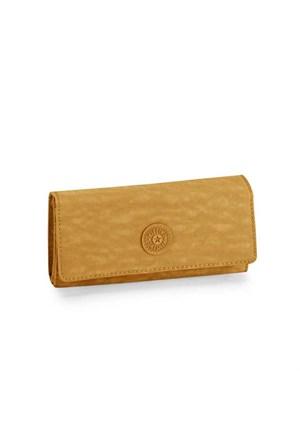 Kipling Brownie Basic Cüzdan Altın Sarısı K13865-H21