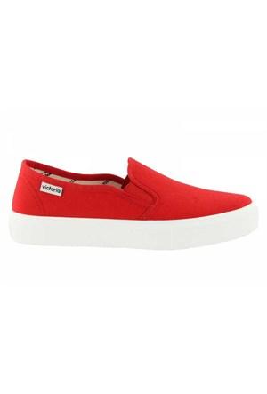 Victoria 25014-Roj Kadın Günlük Ayakkabı
