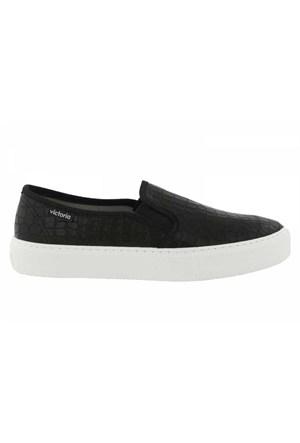 Victoria 25021-Neg Kadın Günlük Ayakkabı