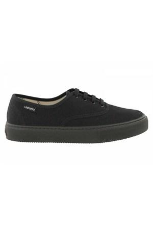 Victoria 25027-Neg Kadın Günlük Ayakkabı