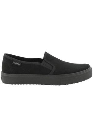 Victoria 25037-Neg Kadın Günlük Ayakkabı