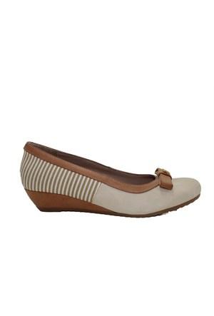 Punto Kadın Dolgu Ayakkabı 618128