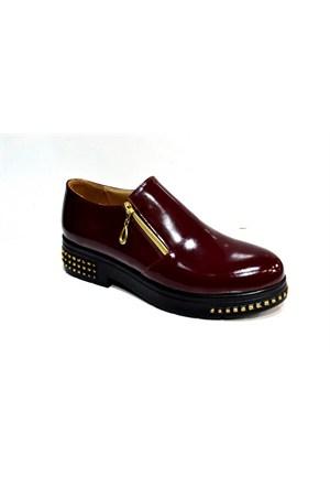 Despina Vandi Kadın Dolgu Ayakkabı Krk 496-1