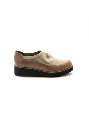 Despina Vandi Kadın Dolgu Ayakkabı B1122