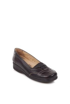 King Paolo Kadın Günlük Deri Ayakkabı A5121