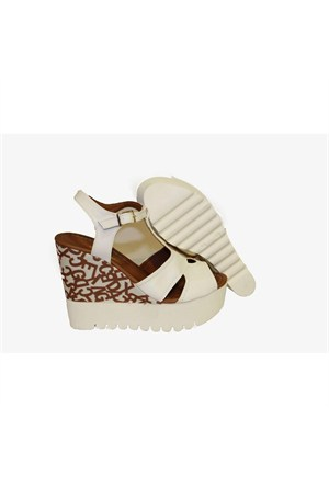 Punto Kadın Dolgu Ayakkabı 614010-02