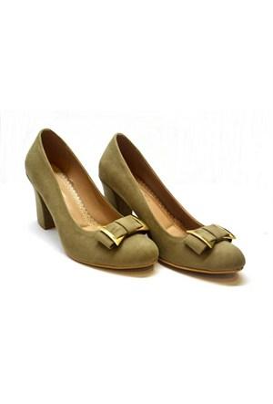 Punto Kadın Topuklu Ayakkabı 618162