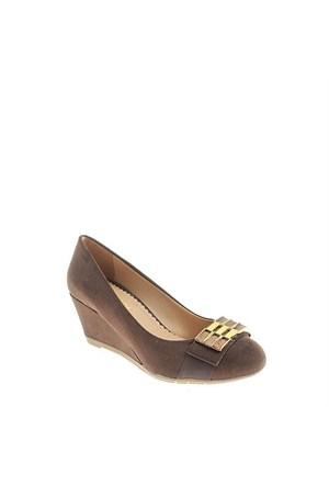 Punto Kadın Dolgu Ayakkabı 618191