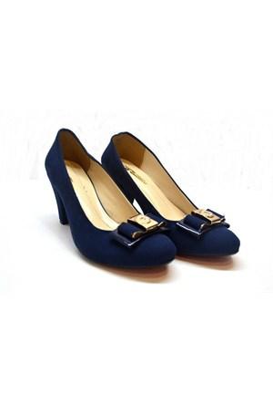 Punto Kadın Topuklu Ayakkabı 618207-10