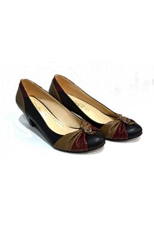 Punto Kadın Topuklu Ayakkabı 66425