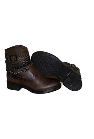 Punto Kadın Topuklu Bot 678030-06